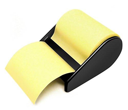 JPC 900109 Haftnotizen auf der Rolle, 10 m x 60 mm, gelb