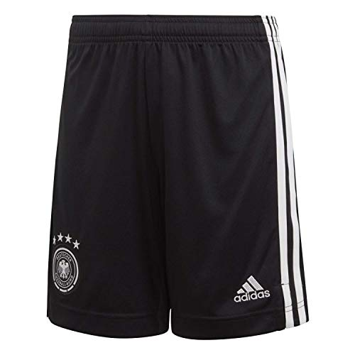 adidas Jungen DFB H SHO Y Sport Shorts, Black/White, 1314Y