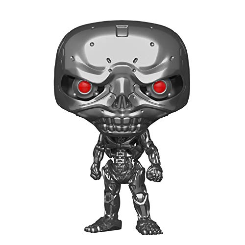 Funko POP! Movies: Terminator Dark Fate - REV-9 Endoskeleton #820 Vinyl Figure