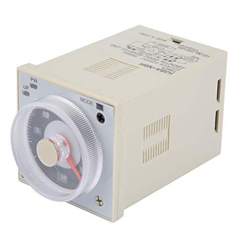Timers voor vertragingstijden, H3BA-serie Timers voor vertragingstijden met hoge nauwkeurigheid 0-10/30 seconden 8-pins (H3BA-N8H-30S 220V)