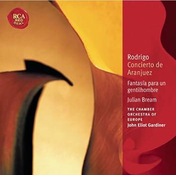 Rodrigo: Concierto de Aranjuez: Classic Library Series