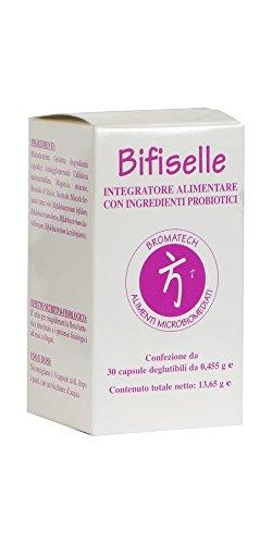 integratore alimentare per l' equilibrio della flora intestinale bifiselle 30 capsule