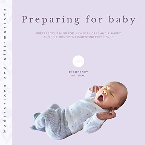 Preparing for baby audiobook cover art