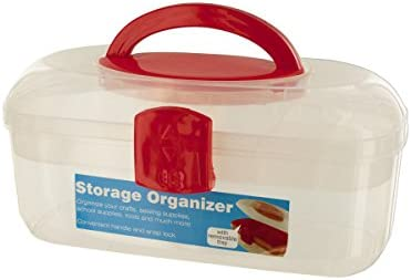 bulk buys OD349-18 National products Storage Organizer with Handle and Removab Box Selling rankings