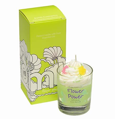Bomb Cosmetics - Bougie Crème Fouettée Flower Power