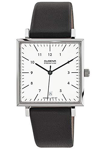 Dugena Premium Armbanduhr Dessau Carrée 7000142