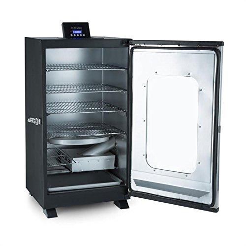 Klarstein Flinstone Horno ahumador - Horno eléctrico 650 W, Regulador temperatura: 37-136...