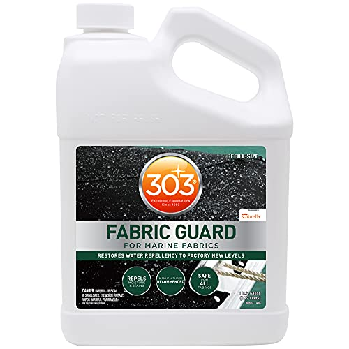 303 Marine Fabric Guard - For Marine Fabrics - Restores Lost...