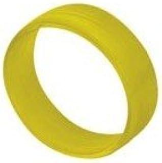 Anneau de codage NEUTRIK jaune pour XLR male femelle