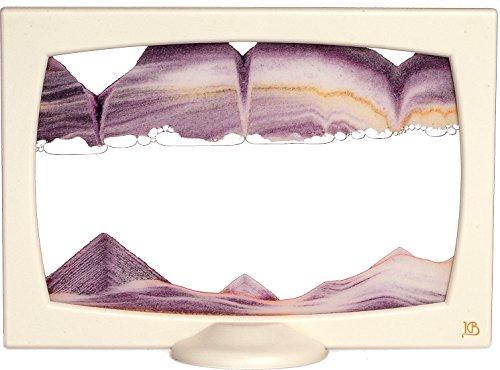 オーストリア製 KB collection サンドピクチャー スクリーン アイボリー