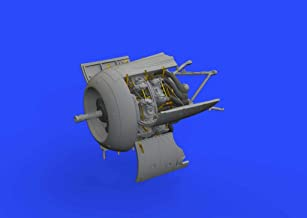 Eduard Brassin 1:48 Fw-190 A-8/R2 Engine Resin-PE Detail Set 648482