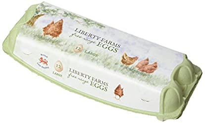 Liberty Farm Large Free Range Eggs, 12 pack