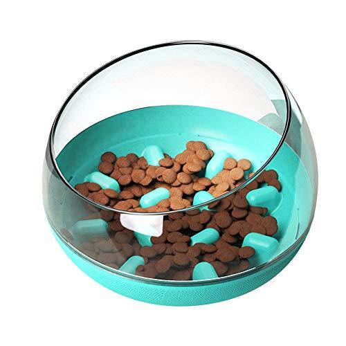 DingCheng Capsule Futternapf für Hunde und Katzen, für langsames Fressen