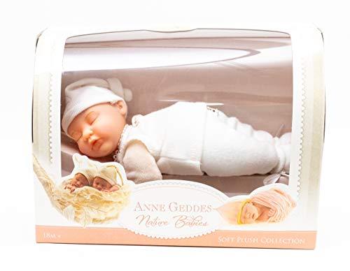 Trötsch Verlag 39144 - Anne Geddes Bini Baby pure, 20 cm