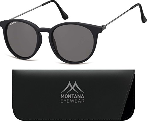 MONTANA S33 Gafas, Multicolor Black/Smoked Lenses
