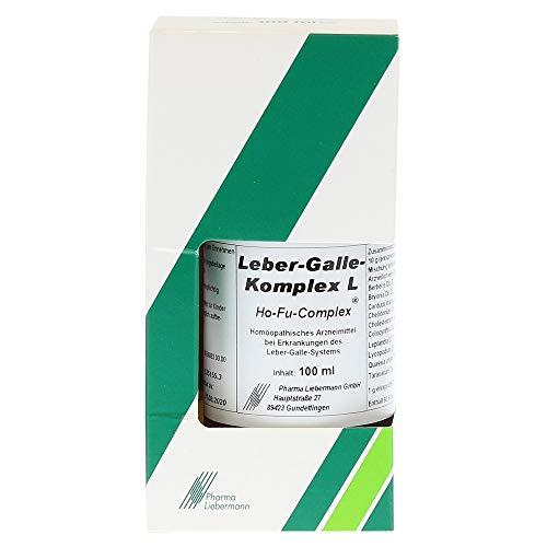LEBER GALLE Komplex L Ho-Fu-Complex Tropfen 100 ml