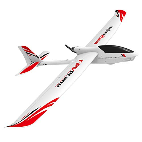 VOLANTEXRC FPV RC Airplane for Adults, 2000m Remote Control Plane NO Remote NO Battery, Electric RC Glider Aircraft Ranger 2000 (757-8 PNP)