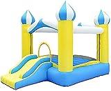 wangYUEQ Castillo inflable para niños Pequeño castillo inflable...