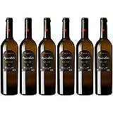 Txakoli Aguirrebeko Vino Blanco - 6 Botellas - 4500 ml