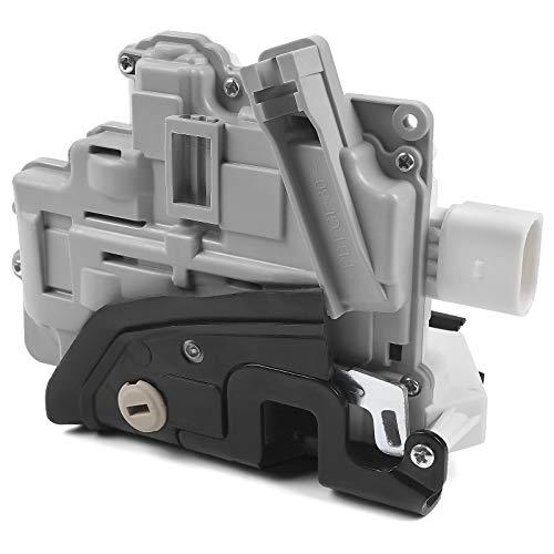 OTUAYAUTO Attuatore serratura porta Indietro a sinistra - Sostituzione per A3 A4 A6 A8 OEM # 8E0 839 015AA, 4F0 839 015