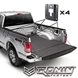Ronin Factory Boxlink Cleats & Plates for Ford F150 Combo Pack - Set of 4 Tie Down Brackets & Set of 4 Boxlink Bed Cleats - All Hardware Included