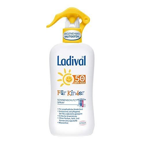 Ladival Kinder Sonnenschutz Spray LSF 50+, 200 ml