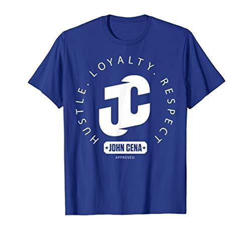 WWE John Cena Logo JC T-Shirt
