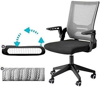 Silla de oficina Sillas de escritorio de oficina Sillas de escritorio para la oficina   Silla Ejecutiva Ergonómica   Ajuste de elevación / Handrail giratorio   Almohadilla de primavera mejorada   Adec