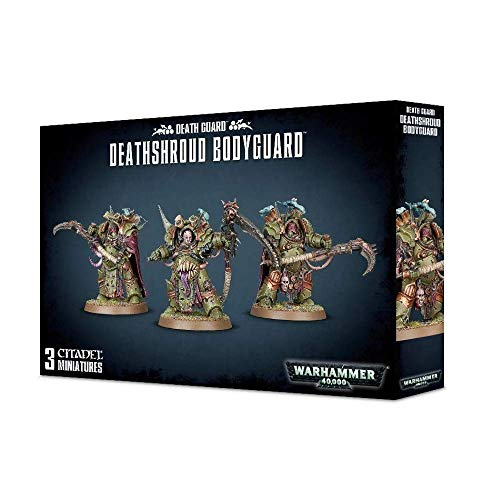 Games Workshop Warhammer 40k Deathshroud Bodyguard