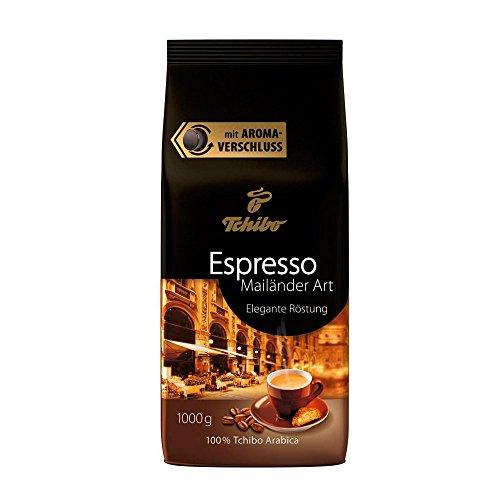 test Chibo Espresso Vollkorn Mailänder, 1 kg Deutschland