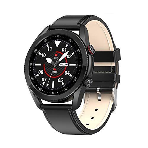 ZGNB 2021 Nuevo L19 Smart Watch Bluetooth Call Reproductor De Música IP68 A Prueba De Agua Reloj Deportivo Fitness Tracker para Hombres Y Mujeres Smartwatch Vs L13for Android iOS,C