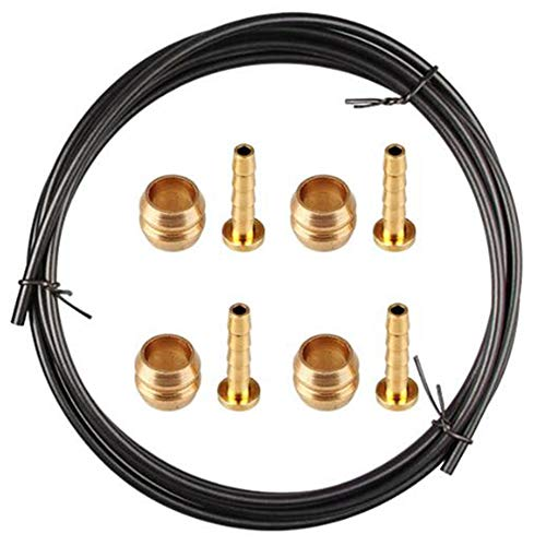 Mefeny Cable de Freno de Disco de Aceite de Bicicleta BH59 Anillo...