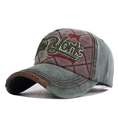 CapHerren Kappe Herren Baseball Cap Frauen Snapback Caps Hüte Für Frauen Golf Bone Männer Baseball Hut Dad Trucker Cap Verstellbarer Greencoffee