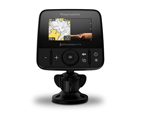 Raymarine Dragonfly Pro CHIRP Fish Finder with...