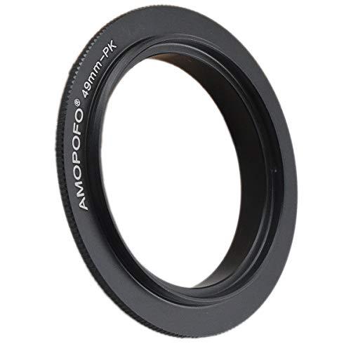 Anillo adaptador macro de 77 mm. Para cámaras Canon EOS T6s (760D),...