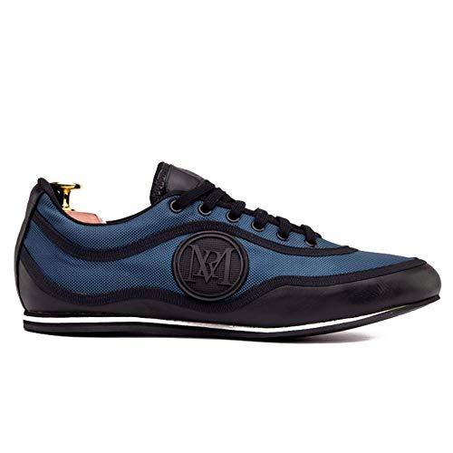 Manuel Reina - Zapatos Baile Latino Hombre Urano Blue