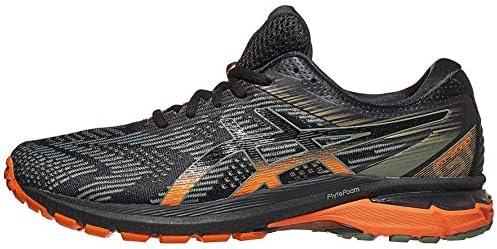 ASICS Men s GT 2000 8 Trail Shoes 14M Black Lichen Green product image