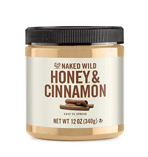 Naked Wild Honey - Cinnamon Infused (12 oz)