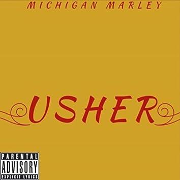 (usher)