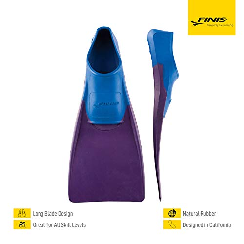 FINIS Long Floating Fins for Swimming and...