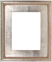 Creative Mark Plein Air Wooden Picture Frame -Single Open Frame - Size 16x20 - Silver