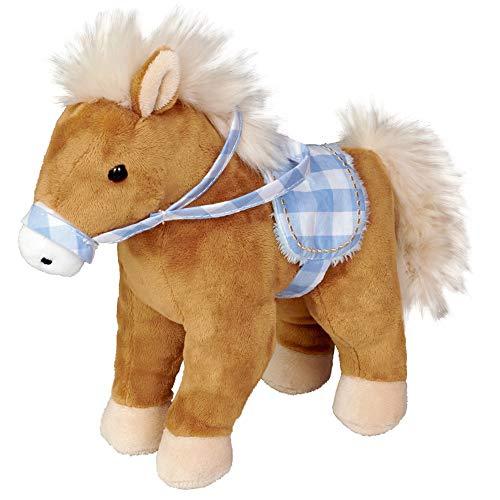 Die Spiegelburg 14758 Pony Sam mit Sattel Mein Kleiner Ponyhof