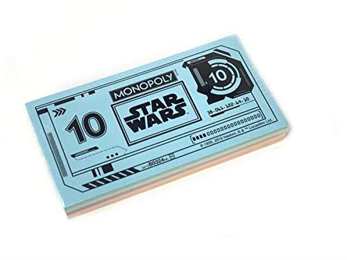 Stere Spielgeld für Monopoly 2015 SW Edition Geldscheine Ersatzgeld
