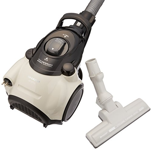 『シャープ サイクロン掃除機 ベージュ EC-CT12-C』の2枚目の画像