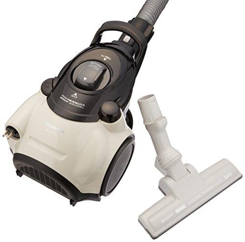 シャープサイクロン掃除機ベージュEC-CT12-C