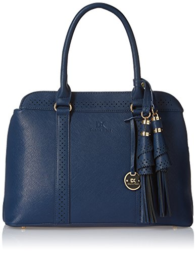 Diana Korr Layla Women's Shoulder Bag (Blue) (DK21BLU)