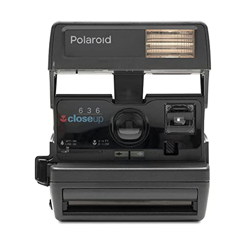 Polaroid Originals - 4715 - 600 One Step Close up Sofortbildkamera - Schwarz