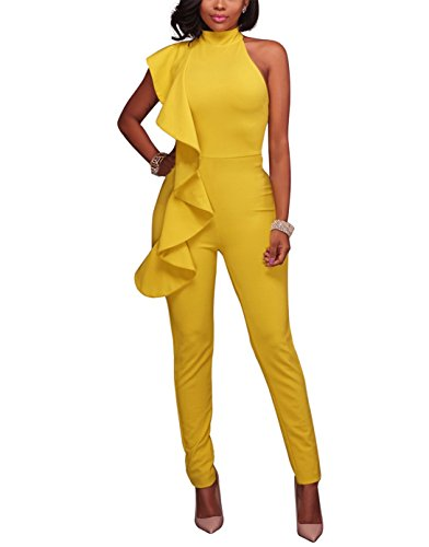 Best yellow jumpsuit for women for 2021