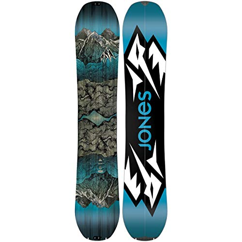 Jones Mountain Twin Split Snowboard 2019-161cm Wide