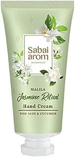 サバイアロム(Sabai-arom) マリラー ジャスミン リチュアル ハンドクリーム 30g【JAS】【004】